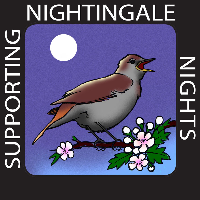 Nightingale text wrap